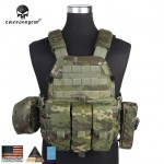 LBT 6094 Emerson Multicam Tropic