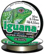 "Леска BALSAX ""Iguana"" 30м 0,18 (4,55кг)"