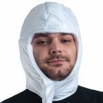Шлем утепленный (белый) (БК)