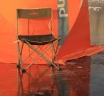 Кресло Woodland Weekend, складное, кемпинговое, 48 x 48 x 72 см (сталь)