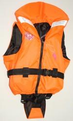 Жилет спасательный BABY 50 (оранжевый)