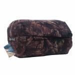 Спальник-одеяло СО-300 с подголовником (флис, таффета) (КМФ) (200х75) (+10/0)