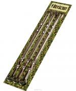 Набор шампуров BOYSCOUT плоских 60см (6шт) в блистере