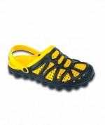 Пантолеты пляжные EVA Комби Драйв муж. черн-желт
