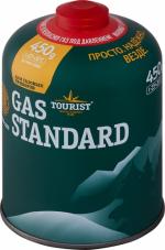"""Баллон газовый """"Standart"""" для портативных газовых приборов, резьбовой 450г"""