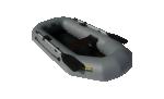 """Лодка ПВХ """"Компакт-210"""" гребная (С-Пб) (цвет серый)"""
