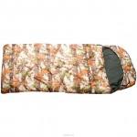 Спальный мешок PRIVAL Берлога КМФ (95см, капюшон, 400 г/м2) (+5/-10)