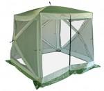 Тент CAMPACK-TENT A-2002W, куб-автомат, с ветро-влагозащитными полотнами