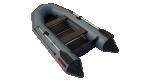 """Лодка ПВХ """"Тайга-290"""" (С-Пб) (цв.СЕРЫЙ) (New)"""