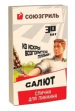 Спички для пикника СОЮЗГРИЛЬ, 30 шт.