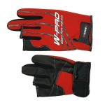 Рыболовные перчатки WONDER W-PRO WG-FGL022 (красные с пальцем) M пара