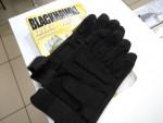 Перчатки тактические BlackHawk, черные (размер L)