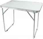 Стол Woodland Camping Table, складной, 80x60x67см (сталь)