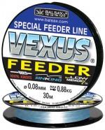 "Леска BALSAX ""Vexus Feeder(Kevlon)"" 30м 0,08 (0,88кг)"