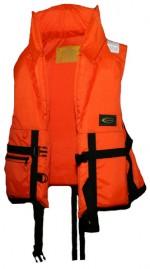 Жилет спасательный VOSTOK с подголовником детский (до 40кг)