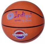 Мяч баскетб. №7 INDIGO TBR-7300 (резина, рез.камера, 610гр)