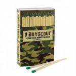 Спички BOYSCOUT Костровые 90 мм (30шт.)