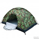 Палатка 2-местная ХК, на дугах 2*1,5м YB-2097