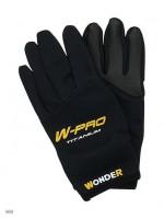 Рыболовные перчатки WONDER W-PRO WG-FGL052 (син. без пальцев) M пара
