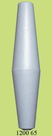 1200 65 Поплавок для дальн. заброса упрощенный (h80/d40) 65г (25шт)