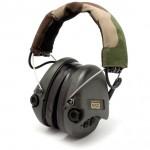 Наушники активные стрелковые MSA Sordin Supreme Pro-X Camo Led 75302-X-07 25-82 Дб