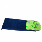 Спальник-одеяло СО-300 с подголовником (КМФ) (таффета) (200х75) (+5/+15)**