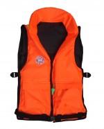 Жилет спасательный PILOT универсальный 60-120кг (оранжевый)
