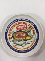 """Тесто формованное """"Зимняя насадка"""", мотыль 100гр. (Гр)"""