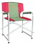 Кресло Woodland Super Max, складное, усиленное, 55 x 62 x 63 (83) см (алюминий)