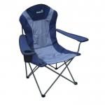 Кресло складное HELIOS T-750-99806H (синий/голубой ) (пр-во Тонар)