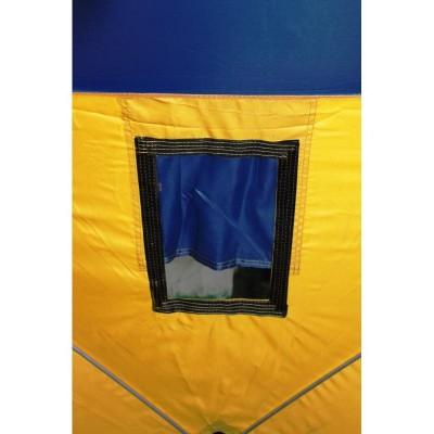 Палатка зимняя Сахалин Нерпа, 185х185х170см, алюминиевый каркас