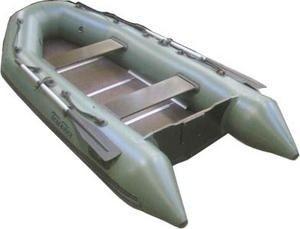 "Лодка ПВХ ""Тайга-320 Киль"" (С-Пб) (цв.СЕРЫЙ)"