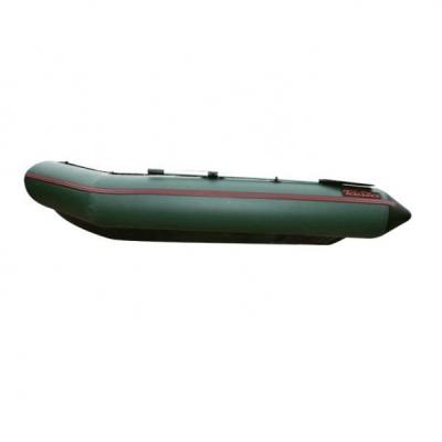 """Лодка ПВХ """"Тайга-340 Киль"""" (под мотор 15 л.с.)(2 части) (С-Пб)"""