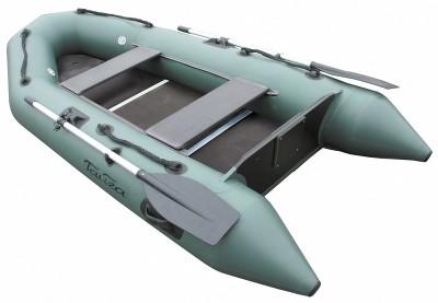 """Лодка ПВХ """"Тайга-320"""" (под мотор 8-10 л.с.) (С-Пб)"""