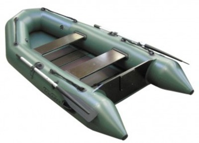 """Лодка ПВХ """"Тайга-290"""" (под мотор 5 л.с) (С-Пб)"""